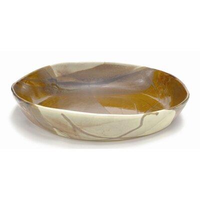15 Low Bowl Glaze Color-butter Cream