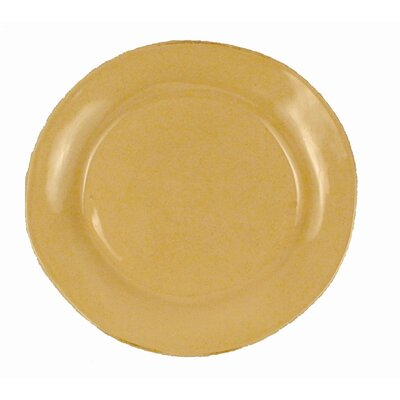 Classic Round Side Plate Glaze Color-oxwood