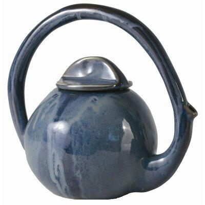 8.5 Teapot Glaze Color-aqua