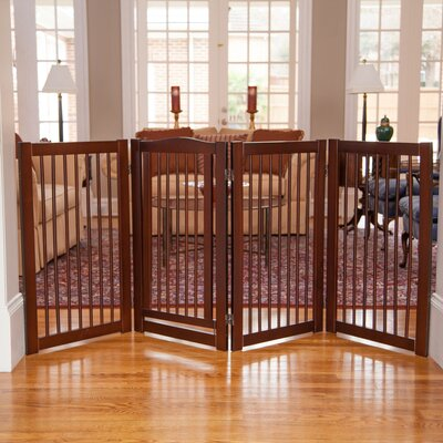 360� Configurable 36 Pet Gate with Door