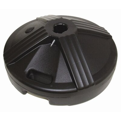 U.V. Polymer Umbrella Base Color: Black