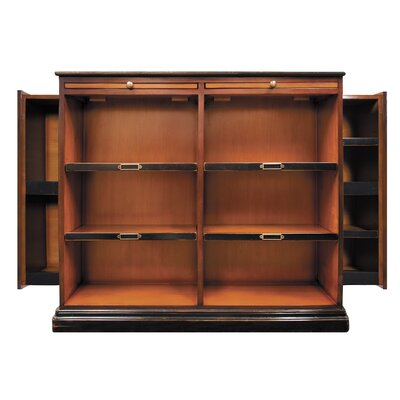Affordable Spaces Barrister Bookcase Product Photo
