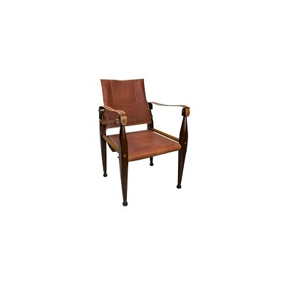 Gaucho Field Leather Guest Chair