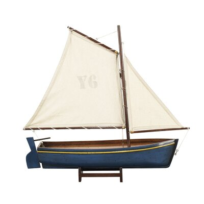 Authentic Models Madeira Y6 Model Boat