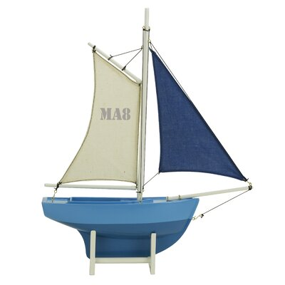 Authentic Models MA8 Model Boat