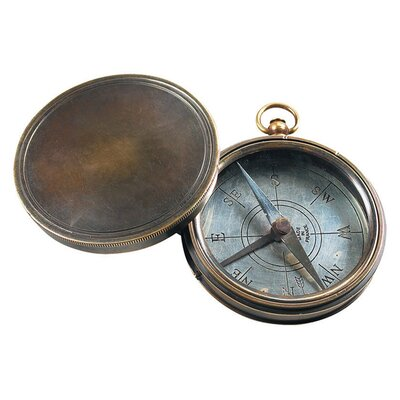 Decorative Victorian Trail Compass