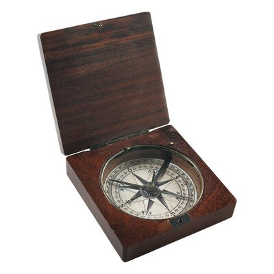 Decorative Lewis and Clark Compass