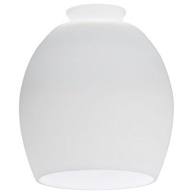 4 Glass Oval Pendant Shade