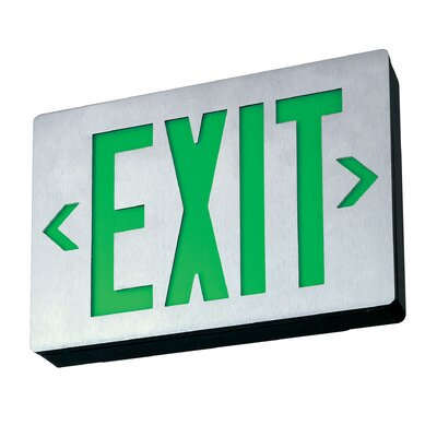 Signature LED Exit Sign