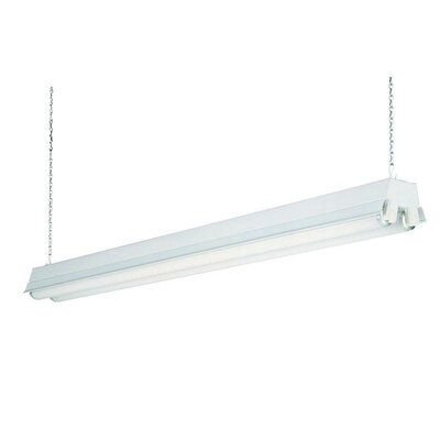 2 Fluorescent Residential Shop Light