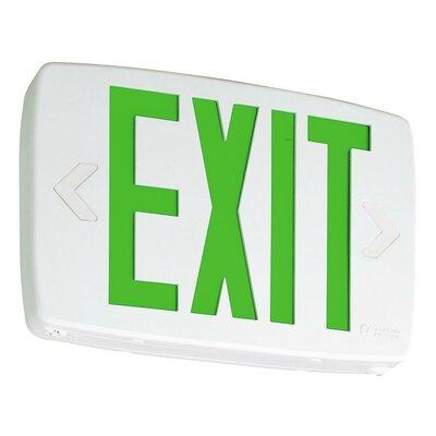 Quantum LED Exit Light