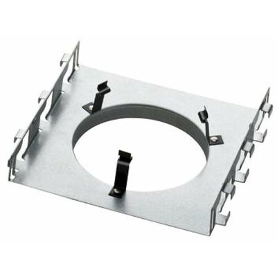 4 in Recessed New Construction Pan Accessory
