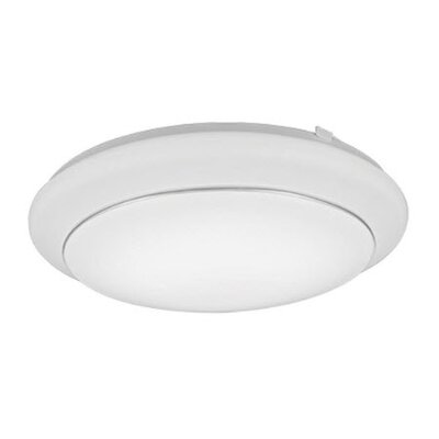 Bandon LED Flush Mount Bulb Color Temperature: 4000K