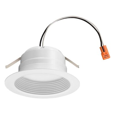 E Series Baffle Module LED Recessed Retrofit Downlight