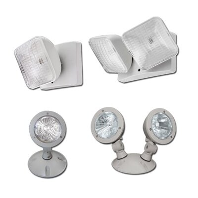 Remote Head LED Emergency Light