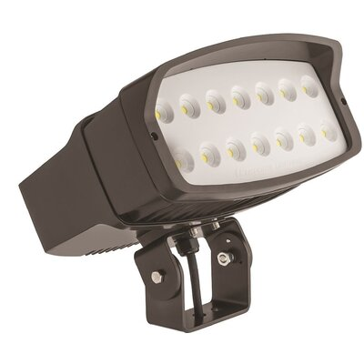 OFL Yoke Mount 2-Light LED Flood Light