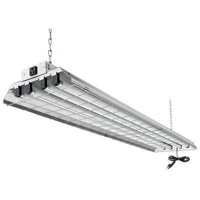 4-Light Fluorescent Heavy-Duty High Bay