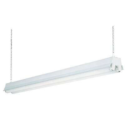 2-Light Cold Weather T8 Fluorescent High Bay