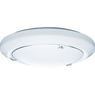 Vela 3-Light Semi Flush Mount