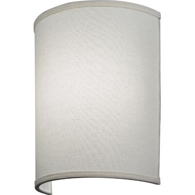 Aberdale LED Wall Sconce Shade Color: Tan