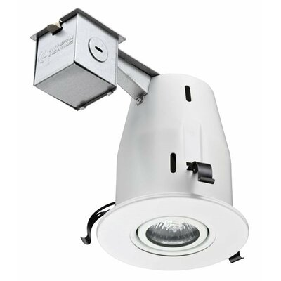 LED Recessed Housing Finish: Silver