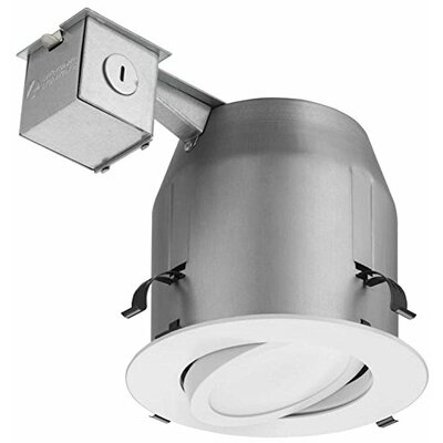 LED Recessed Housing Finish: Stainless Steel
