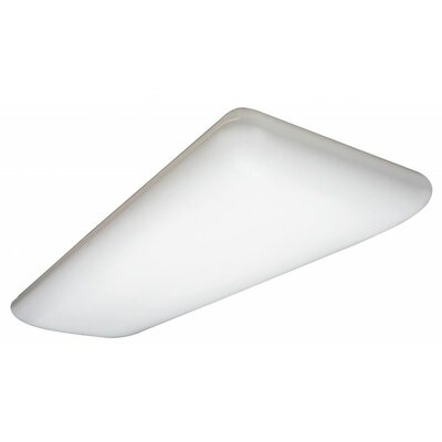32W Litepuff Linear 4-Light Flush Mount