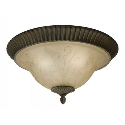Priscilla 1 Light Flush Mount