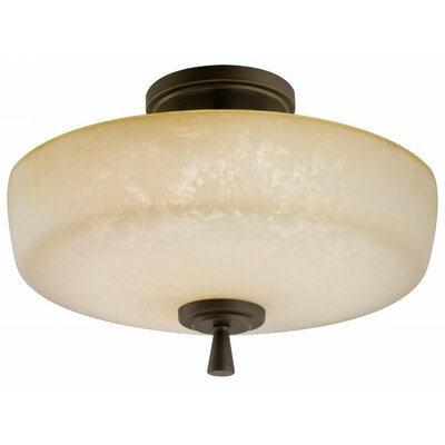 Ferros 1-Light Semi Flush Mount
