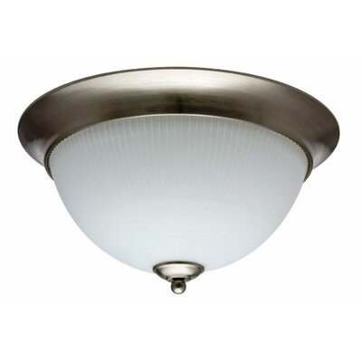 Elliptis 1-Light Flush Mount