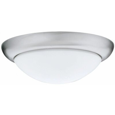 Pristine Large 2-Light Flush Mount