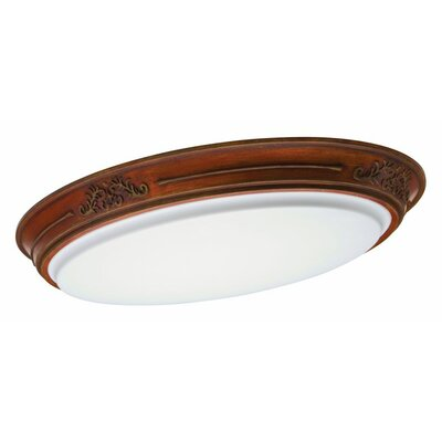 Heritage 2-Light 32W Flush mount