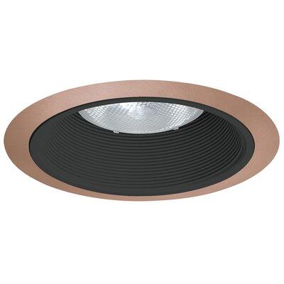 Juno Lighting 6 Recessed Trim Finish: Haze/Black