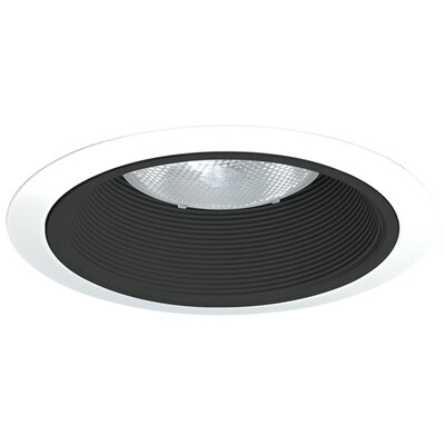 Juno Lighting 6 Recessed Trim Finish: White/Black