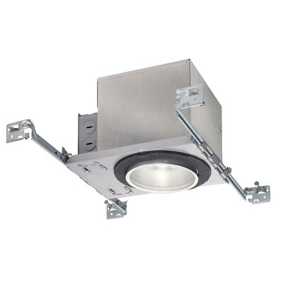 Juno IC Rated New Construction Recessed Housing Bulb Color Temperature: 3500