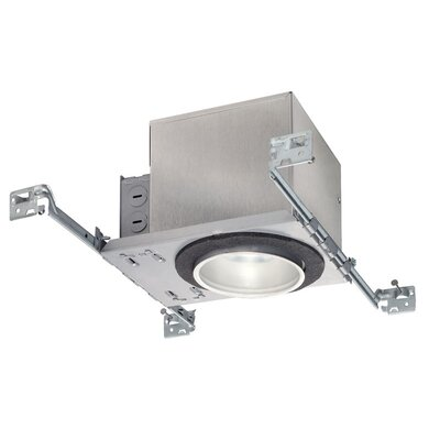 Juno IC Rated New Construction Recessed Housing Bulb Color Temperature: 2700