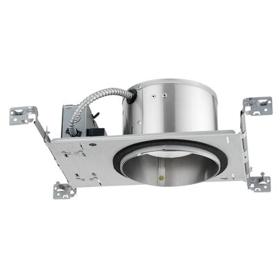 Juno IC Rated New Construction Recessed Housing Bulb Color Temperature: 3000