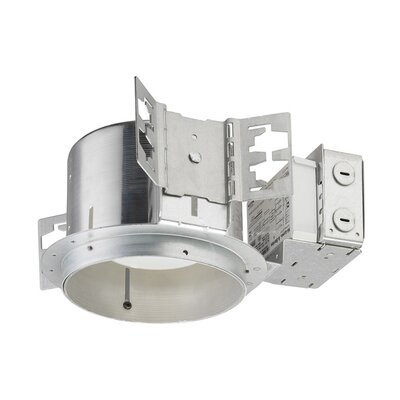 Juno IC Rated New Construction Commercial Recessed Housing Bulb Color Temperature: 2700