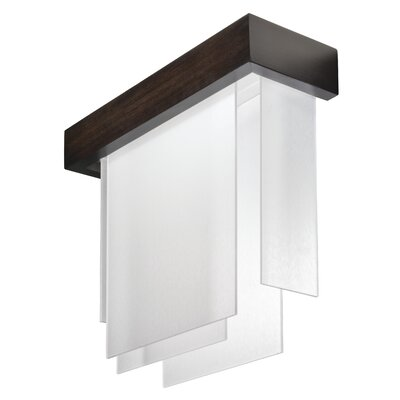Suspended Panel Sconce Diffuser