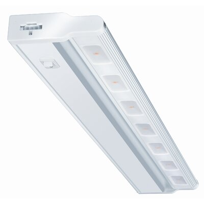 UCLD 24 LED Under Cabinet Bar Light Color: White