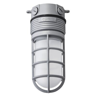 Ceiling Mount LED Vapour Tight OLVTCM M6