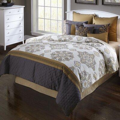 Brylee Comforter Set Size: King