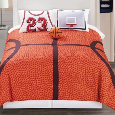 Courtside Comforter Set Size: Twin