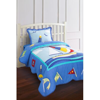 Nantucket 3 Piece Quilt Set