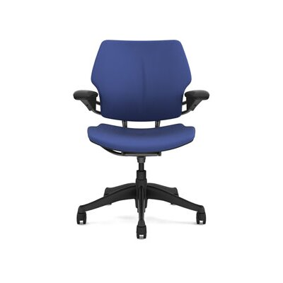 Freedom Task Chair Seat Fabric: Vellum - Periwinkle Product Image 645
