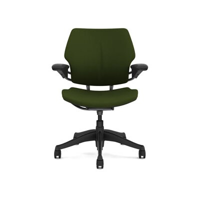 Freedom Task Chair Seat Fabric: Wave - Loden Product Image 4666