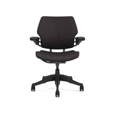 Freedom Task Chair Seat Fabric: Vellum - Seal Product Image 645