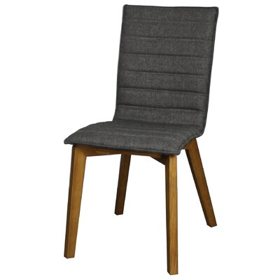 Rory KD Side Chair Fabric: Night Shade