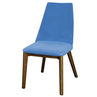 Arden KD Side Chair Fabric: Cerulean