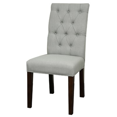 New Pacific Direct Gwendoline Parsons Chair - Color: Soft Blue (Set of 2)